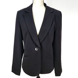 AGB Jackets & Coats - Black Blazer Size 12